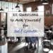 20代がこれからの仕事と人生の道筋を立てる為に効果的な11の質問。